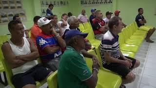 Valdir do Suburbão fala da prestação de contas do ano 2017 e do amor pelo futebol amador Limoeirense 51 visualizações