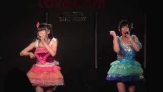 2013年8月25日 佐藤彩未誕生祭ライブ(3部) シュガーシスターズ[NEPシ...