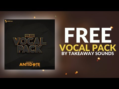 FREE VOCAL SAMPLE PACK! (Cuts, Stems, FX, Adlibs & More)