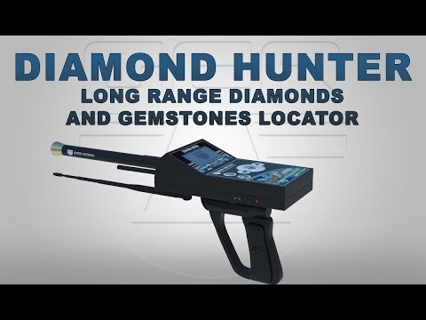 The Best Diamond Finder Machine -  Diamond Hunter Plus Device