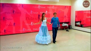 Медленный свадебный танец. Очень красиво!!!