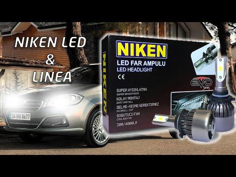 Niken LED Xenon Linea