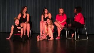 Vagina Monologues maya video 2