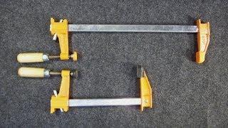 F-clamp Stretcher