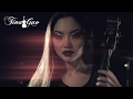 watch he video of Raining Blood (Slayer) - Tina Guo