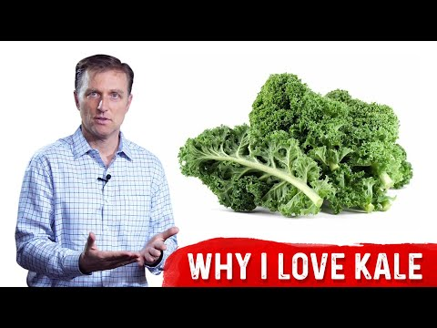 Health Benefits of Kale | 8 Reasons why Dr Berg loves this superfood!