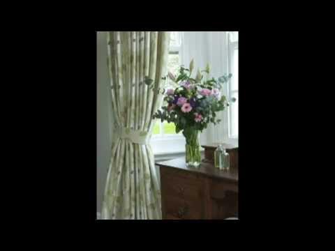 Victoria Linen Company - Curtain Photoshoot April 2014