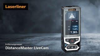 Laser-Entfernungsmesser - Innovation - DistanceMaster LiveCam - 080.985A