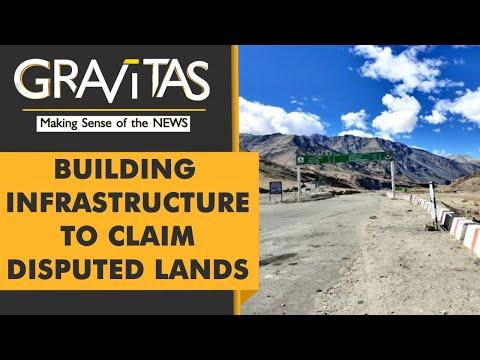 Gravitas: China builds a highway near the Arunachal border