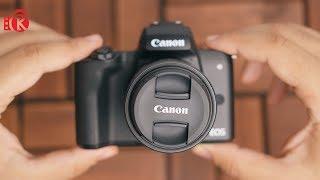 مراجعة كاميرا كانون EOS M50 Review