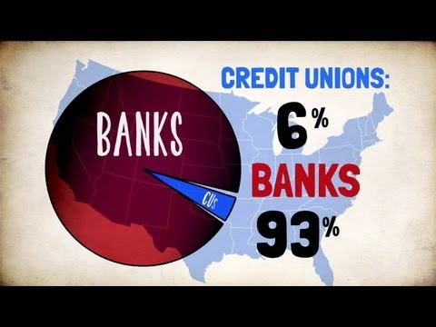 Credit Unions Under Attack by Big Banks