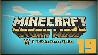Minecraft Story Mode Z Matt Em 19 Pora Na Bohatera