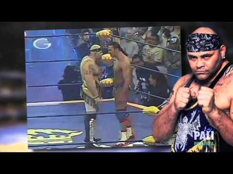 Pali Presenta Konan Un Hulk Hogan A La Mexicana Parte2 Youtube