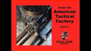 The American Tactical Galeo - Part 2