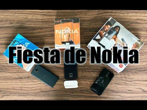 Es hora de la fiesta de Nokia!
