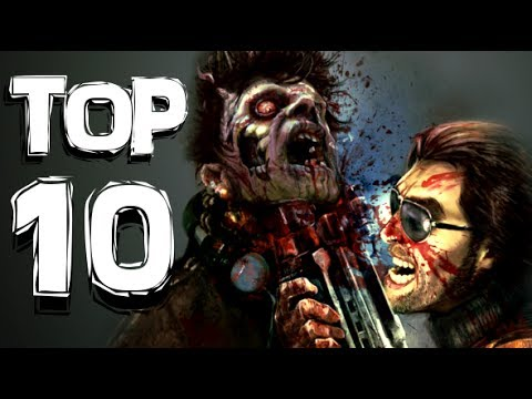 Top 10 Most Violent Video Games EVER MADE!