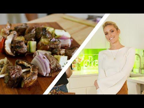 Kristin Cavallari Makes The BEST Kebabs  My Most Delish