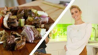 Kristin Cavallari Makes The BEST Kebabs | My Most Delish