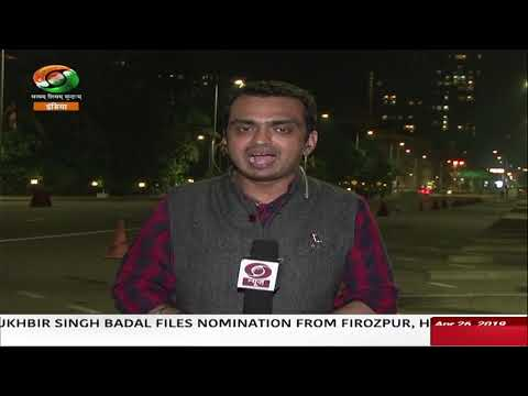 Sri Lanka blasts: Sri Lanka tightens security, resolves to wipe out terrorism | News Night| DD INDIA