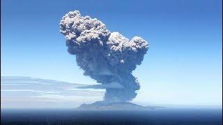 GSM Update 8/16/18 - Kuchinoerabu Volcano Evacuation - B.C. Wildfires Explode - 6.6 Magnitude Alaska