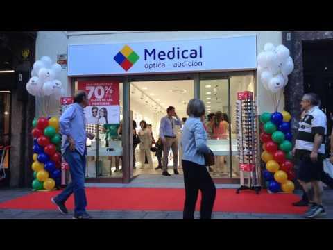 ec372186cf Nuevo centro Medical Óptica Audición en ZABALBURU - YouTube