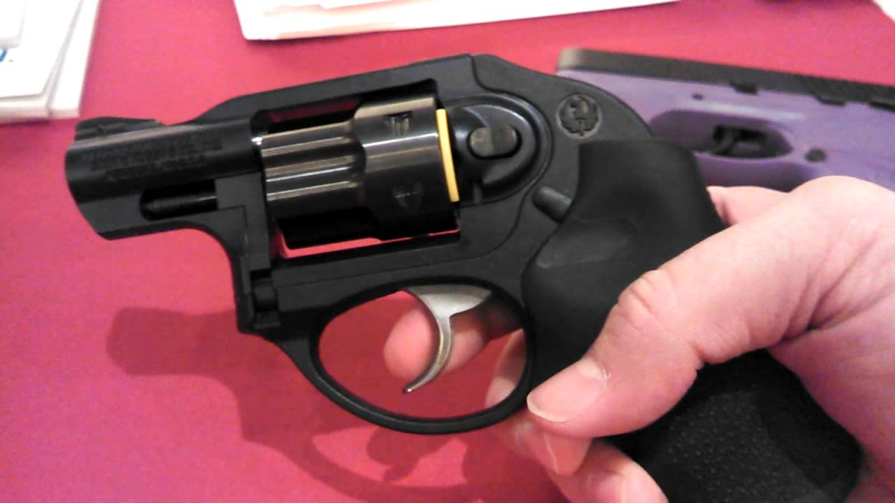 Quick Look W Ruger Lcr 22mag
