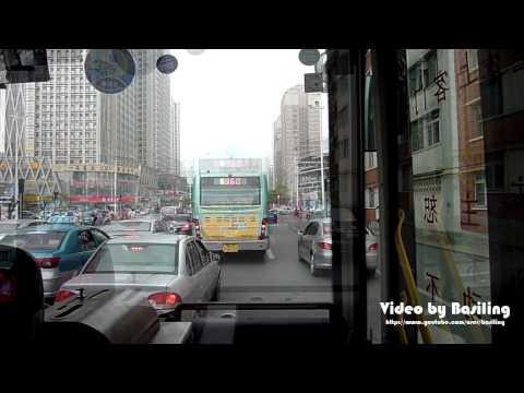 [CA@961]天津公交解放牌 行走961路 Tianjin Bus Rt