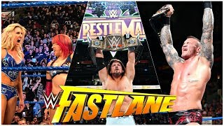 WWE Fastlane 2018 REVIEW & RESULTS :: SIX PACK CHALLENGE DELIVERS :: Asuka Challenges Charlotte!