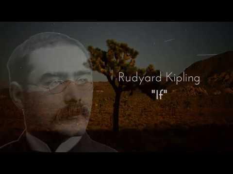 Rudyard Kipling - 'If'