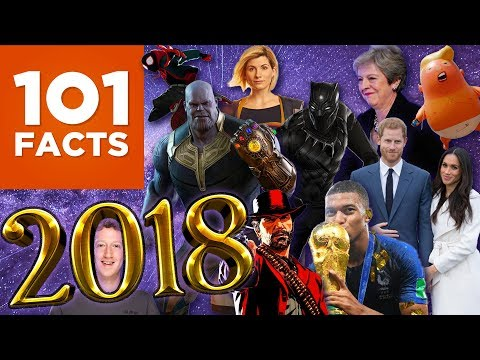 101 Facts About 2018
