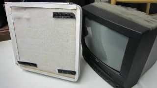 Rv Tv Cabinet Rebuild And Tv Purchase