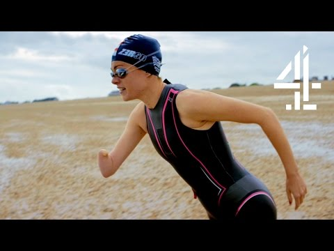 Swimmer Becomes World Champion Paratriathlete | Paralympians: Dare to Believe