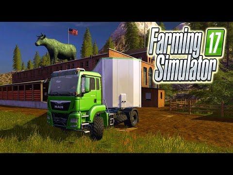 Ферма симулятор 2017