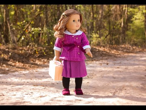 Opening Our Surprise AG Beforever Rebecca Doll + Doll Outfit!