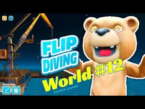 Flip Diving Teddy Costume The Crane Candle - by Miniclip | Gameplay (iOS/Android)