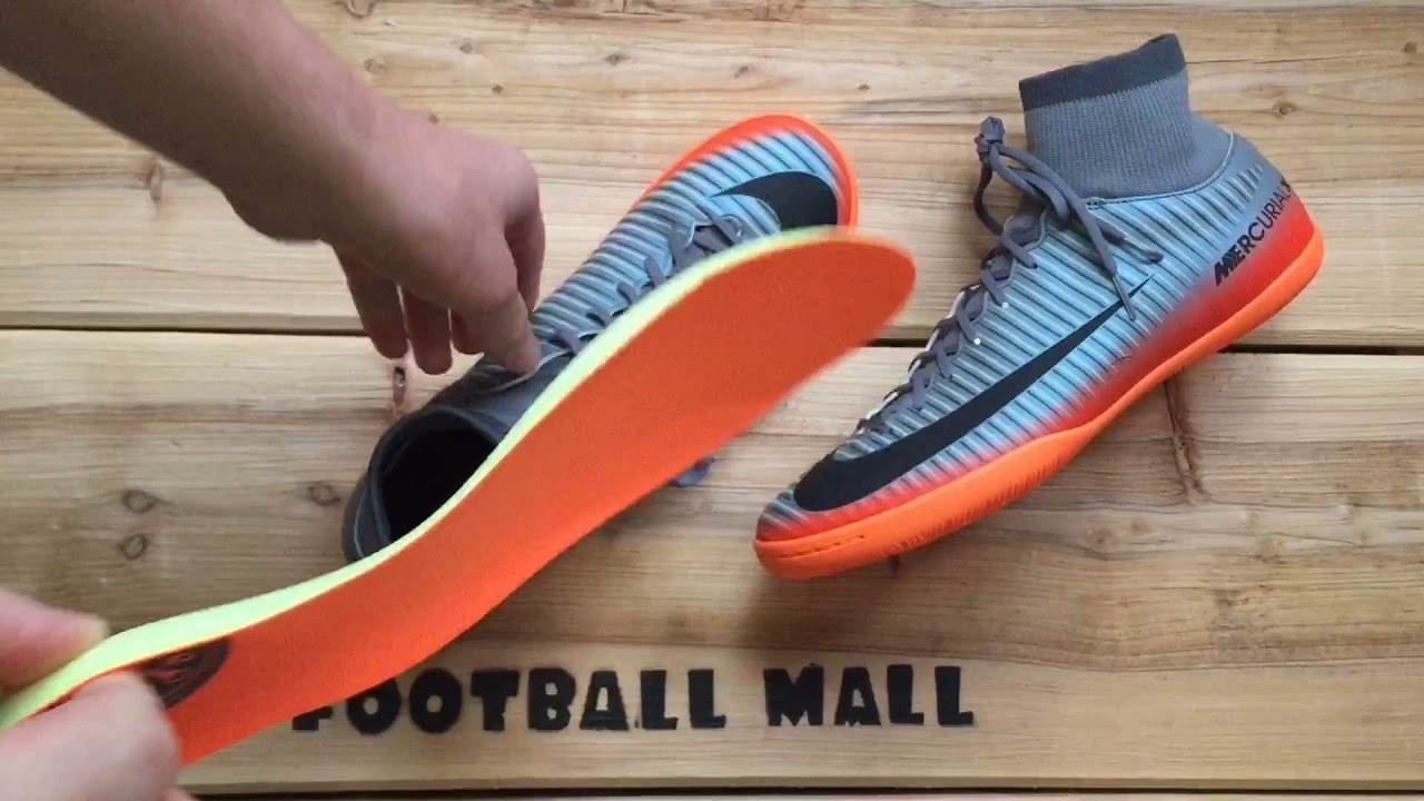 921ff6387083c ОБЗОР Nike MercurialX Victory VI CR7 DF IC 903611-001 Найк Меркуриал ...