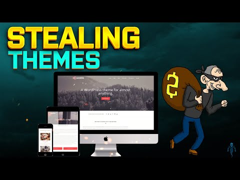 [Updated] How To Steal (Clone) WordPress Themes - Educational Purposes