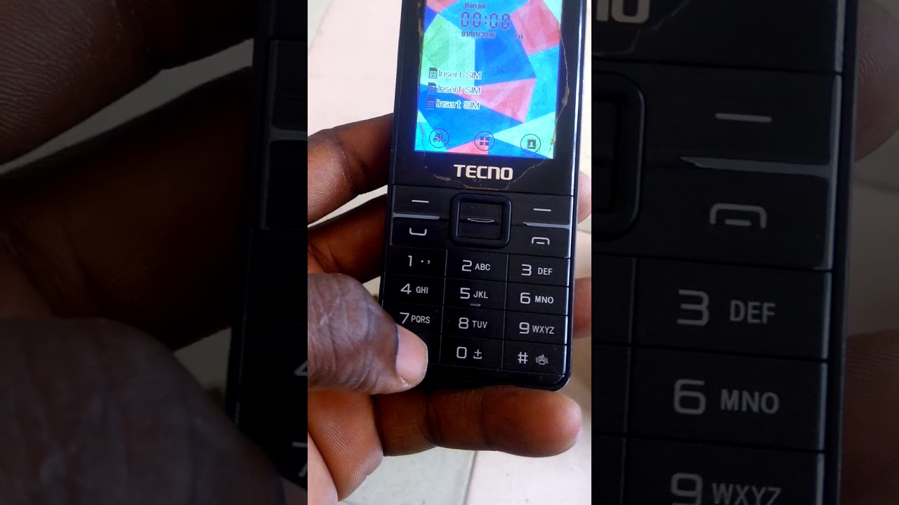 HARD RESET FOR TECNO T401 : LightTube