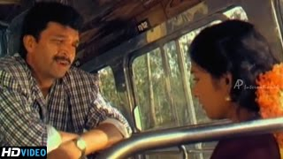 Repeat youtube video Sonthakaran Tamil Movie Scenes | Nassar Threatens a Girl | Arjun | Nirosha | Nassar
