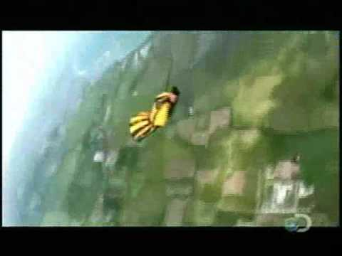 Moments of Impact - Wingsuit