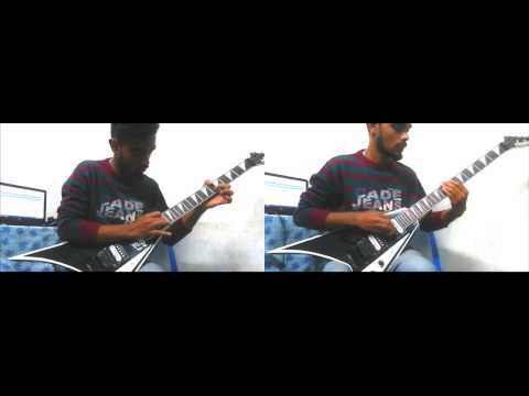 SPUNK - Urvashi guitar cover