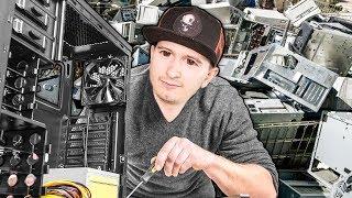 PROFESJONALNY TECHNIK W AKCJI! | PC BUILDING SIMULATOR