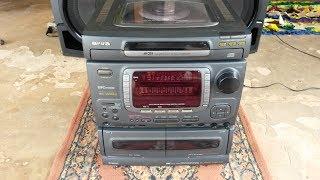 Aiwa Nsx 999 Mk2 mais um pra minha coleção esse é máquina