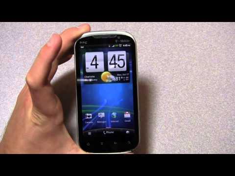 HTC Amaze 4G Review Part 2