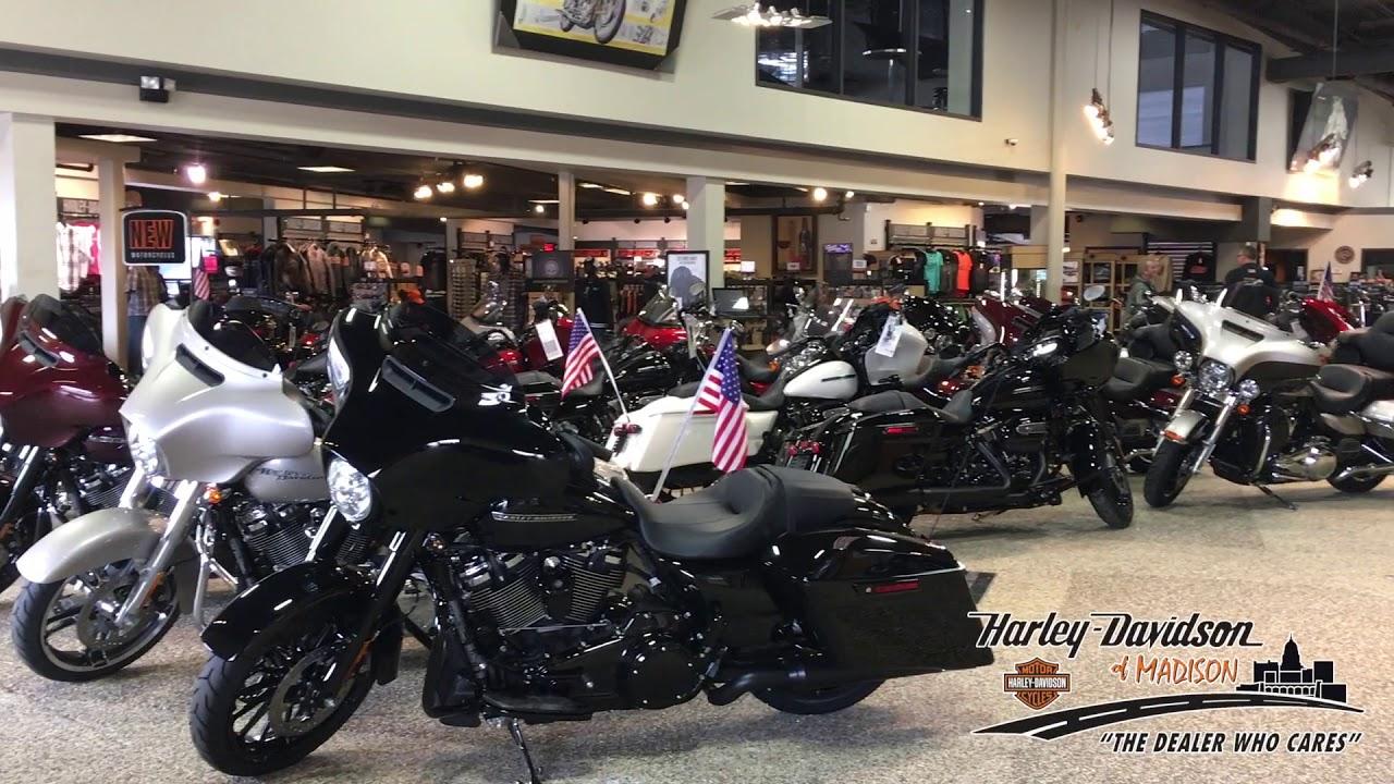 Harley-Davidson of Madison - The Dealer Who Cares - YouTube