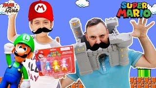 ЙОШИ - НОВЫЙ ЛУЧШИЙ ДРУГ! Папа Роб и Ярик играют в Super Mario World! Часть 2