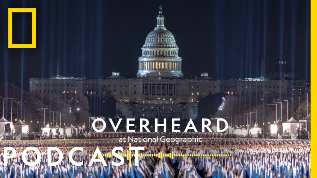 Bonus Episode: Bicycles, Better Angels and Biden | Podcast | Overheard at National Geographic