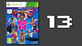 Let's Play London 2012: The Official Olympics Video Game [X360] // Part 13