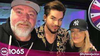 Adam Lambert 2019 Interview With Kyle & Jackie O   KIIS1065