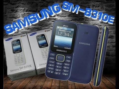 SAMSUNG SM-B310E İNCELEMESİ UNBOXİNG
